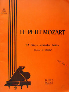 LE-PETIT-MOZART-12-PIECES-FACILES-POUR-PIANO-PAR-H-VAILLANT
