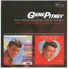 Many Sides of Gene Pitney/Only Love Can Break a Heart by Gene Pitney (CD, Oct-2010, RPM Records)