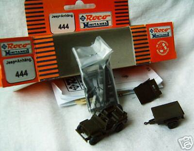 Old ROCO mini Jeep plastic toy toy toy model car 3a8a35