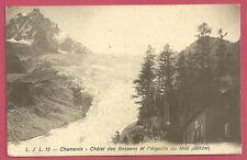 CPA-74 - Chamonix - Chalet des Bossons und l'Nadel des Midi (3842m) (Selten)