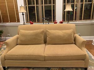 Details about Restoration hardware couch