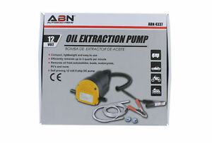 ABN-12V-5A-60W-Fluid-Oil-Diesel-Extractor-Pump-w-Tubes-for-Truck-RV-Boat-ATV
