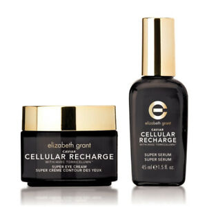 BUY 1, DONATE 1 TO CHARITY!! - ELIZABETH GRANT Caviar Cellular Recharge DUO