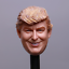 1//6 Scale US President Donald Trump Head Carved Head Carving F 12/'/' Figure Body