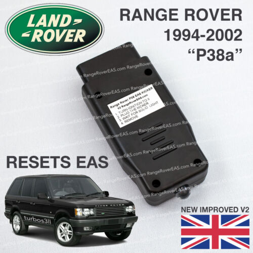 Range Rover P38 EAS KICKER tool Air Suspension kicker reset fault clear activate
