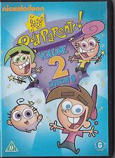 FAIRLY ODD PARENTS SEASON 6 VOLUME 2 DVD 4 EPISODES KIDS