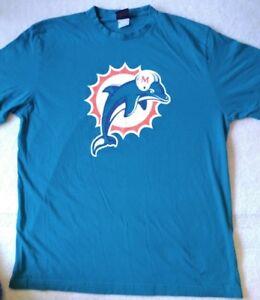 MIAMI DOLPHINS NFL Football NFL Team Apparel T-Shirt Men s Large ... fa0b8bf05