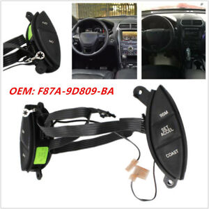 Image Is Loading Steering Wheel Cruise Control Switch Fit Ford Explorer
