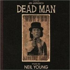 DEAD MAN SOUNDTRACK CD NEU