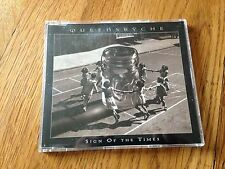 Queensryche Sign Of The Times Promo CD Single CDSP 139 1997 EMI Rock
