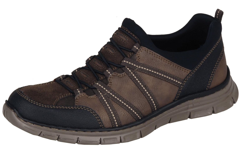 Rieker NEU Herren Halbschuh Sneaker NEU Rieker (B4871-04) Gr. 41-47 6d76cd
