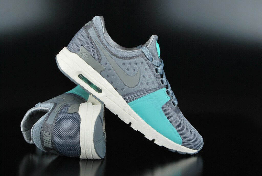 Nike Air Max Zero Cool Grey shoes Trainers Running shoes