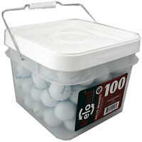 Titleist Pro V1x Bucket Of Recycled Golf Balls (pack Of 100)