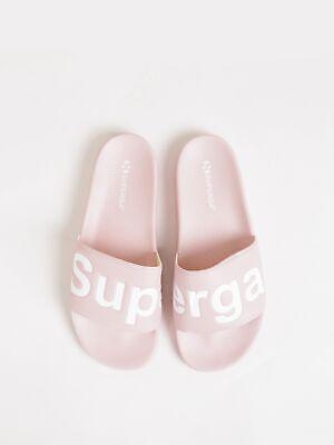 New Superga Womens Sup Slide Pink