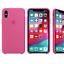 Para-Apple-iPhone-XS-Max-XR-6-7-de-8-PLUS-de-silicona-suave-cubierta-estuche-original-de-Fabricante miniatura 16