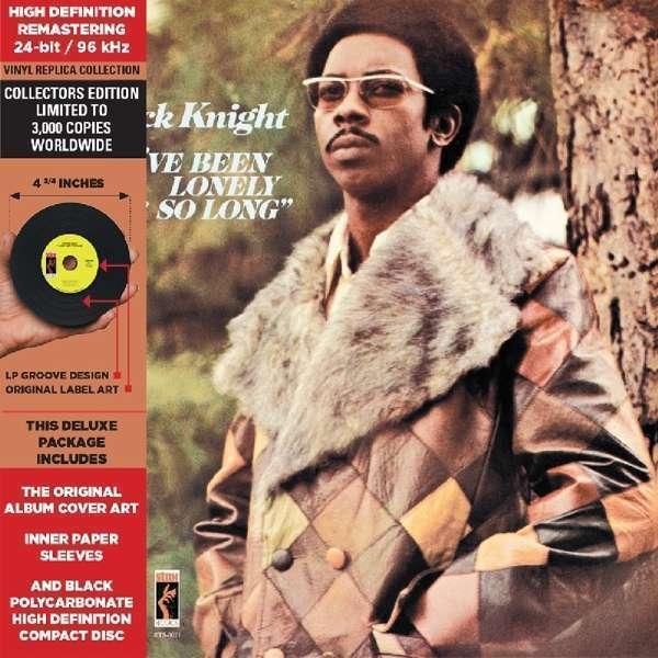 Frederick Knight - i ' Ve Been so Lonely para so Long Nuevo CD