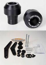 Aprilia RS 125 2005-2010 RDMoto Crash Frame Sliders Protectors A8PH01 Black