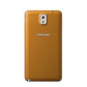 Samsung-Custodia-Originale-Back-Cover-Copri-Batteria-Bronzo-per-Galaxy-Note-3