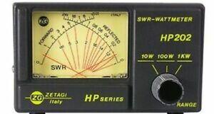ZETAGI HP-202 Rosmetro/Wattmetro 26-30/CB   COD.33049