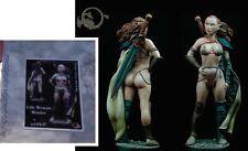 a EL VIEJO DRAGON 54 mm - Elfic Woman Warrior