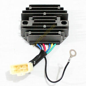 12v voltage regulator 15533 64600 h1550 64600 76611 55440 for kubota tractor ebay. Black Bedroom Furniture Sets. Home Design Ideas