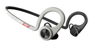 Plantronics-BackBeat-FIT-Wireless-Waterproof-Bluetooth-Headphones-Grey-Sport-New
