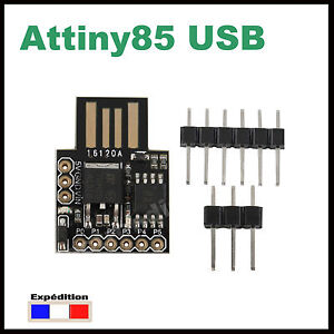 A107-carte-USB-attiny85-Module-de-developpement-miniature-digispark