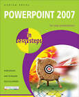 Powerpoint 2007 in Easy Steps by A. T. B. Edney (Paperback, 2007)