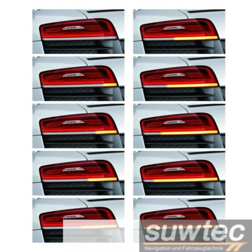 PREMIUM Adapter semi dynamischer Lauf Blinker Plug/&Play für Audi A6 4G C7 Limo