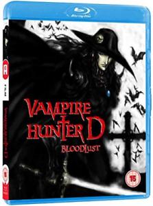Vampire-Hunter-D-Bloodlust-Standard-Bd-UK-IMPORT-BLU-RAY-NEW