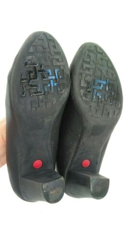 Court Upper Shoes Lace Leather Heel Black Mid Size Camper 3 Up High XwzxIAOOq7