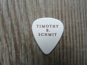 EAGLES-TIMOTHY-B-SCHMIT-GUITAR-PICK-LEAP-OF-FAITH