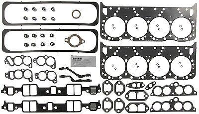 Engine Cylinder Head Gasket Set Fel-Pro fits 86-91 Chevrolet Corvette 5.7L-V8