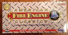Corgi  American Fire Engine Classics 1949 Mack L Open Cab Truck Springfield FD
