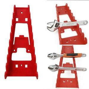 Wrench Organizer Tray Sockets Tool Rack Sorter Standard Spanner Holder Favor