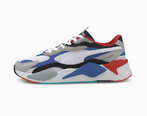 Puma RS X 3 Puzzle Extreme Red White