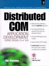 Distributed Com Application Development Using Visual C++ 6.0 with CDROM