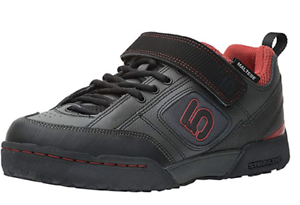 NEW Five Ten 5.10 Maltese Falcon MTB shoes  MENS US Size 8 Clipless Red Blk Velcro  best-selling