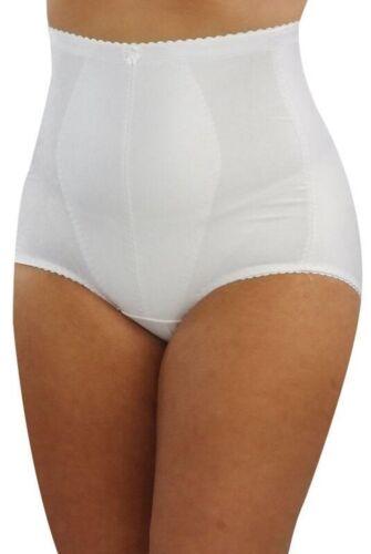 Mesdames mi-ferme contrôle soutien Briefs Tummy Tuck Bum Lift Shaper UK 6 To 26