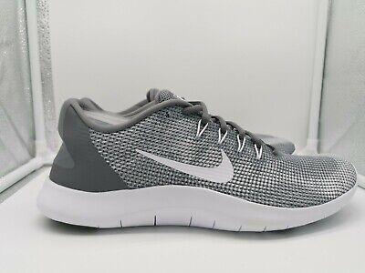 Nike Flex 2018 RN Run UK 9.5 Cool Grey