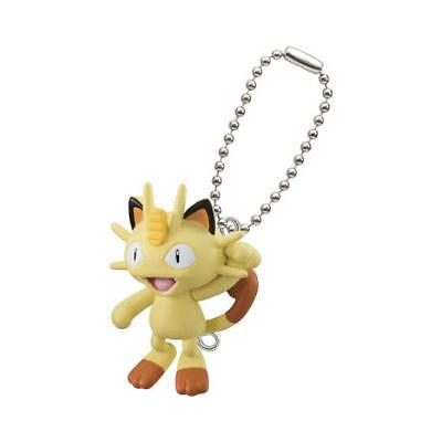 Pokemon Swing Mascot PVC Figure Keychain Charm Girls Series ~ Dawn @85720