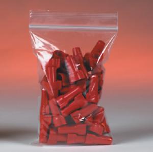 Pick Quantity 1-3000 6x9 Reclosable Resealable Clear Zip Lock Plastic Bags 4Mil
