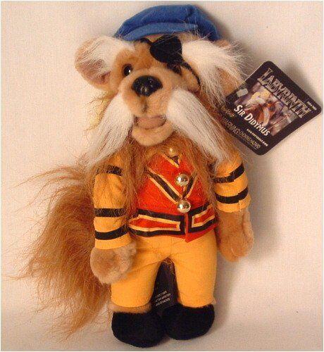 Sir Didymus Plush From Jim Hensons Labyrinth 10 By Toy Vault  | Auf Verkauf