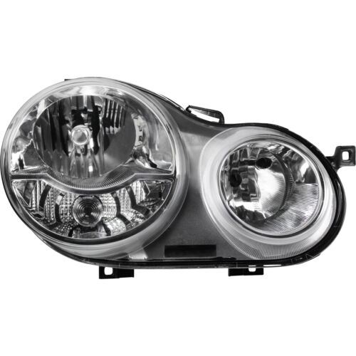 01-05 Valeo System Lampen H1+H7 Scheinwerfer Set für VW Polo IV 4 9N Bj inkl