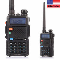 Baofeng UV-B5 Dual Band VHF/UHF Two Way FM Ham Radio + Free UV-5R Earpiece US