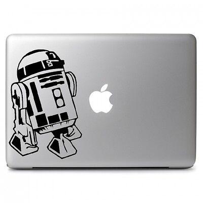 Star Wars R2-D2 for Apple Macbook Air / Pro Laptop Vinyl Decal Sticker Skin