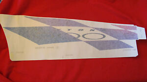 "New OEM GM 2001 /""TEXAS MOTOR SPEEDWAY/"" Pace Car Decal 88951749"