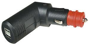 2x-USB-Enchufe-Cargador-Barra-Angular-para-encendedor-cigarrillos-2x2-5a-12-24v