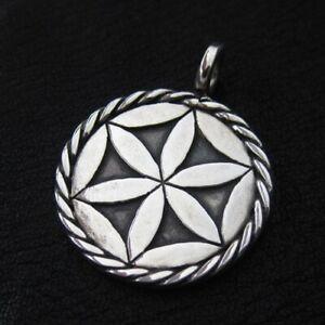 Collar Veiviser  collar pirograbado r\u00fanico en madera  runic wood necklace  viking pagan necklace
