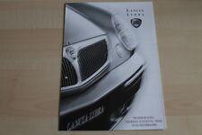 96878) Lancia Lybra + SW - Preise & tech. Daten & Ausstattungen - Prospekt 12/20